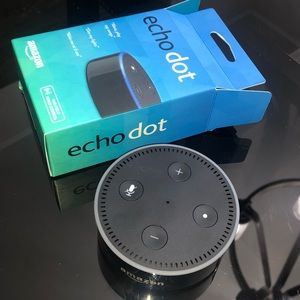 Other - BRAND NEW - AMAZON ECHO DOT (2 available)